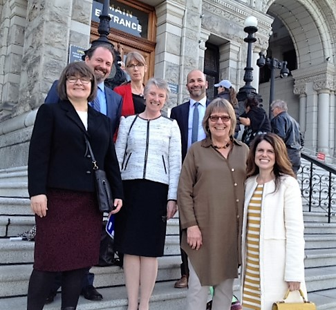 2016 UBCM in Victoria, BC.