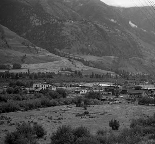 Keremeos, 1937 (UBC Library, Rare Books & Special Collections) – displayed next to the Keremeos Lounge in the Learning Centre.